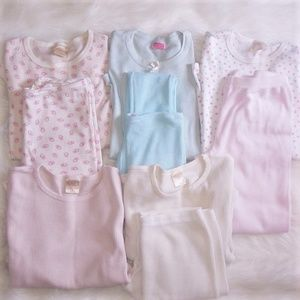 Thermal Pajamas Bundle Women M
